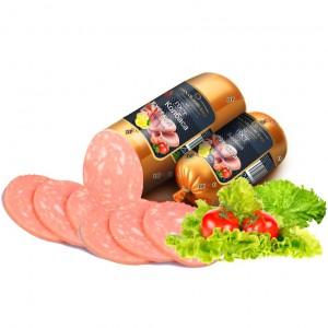 Вареная колбаса Русская