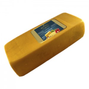 """Сырный продукт """"Голландский особый"""" мдж 45% пленка"""
