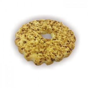 Кольцо с орехом
