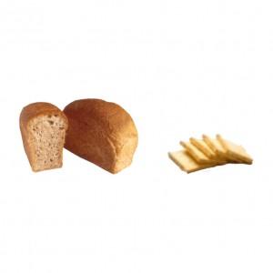 Хлеб молочный формовой/резаный