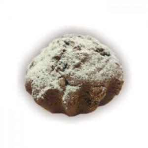 Кекс Шоколадный с изюмом
