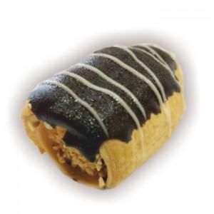 Пирожное Трубочка слоеная крем-брюле
