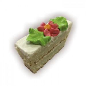 Пирожное Бисквитное сливочное