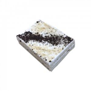 Торт пластовой Сметанно-клюквенный «Вкусный»