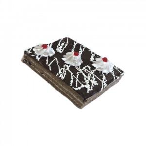 Торт пластовой Творожно-клюквенный «Вкусный»