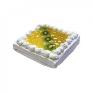 Торт пластовой «Фруктовое ассорти»