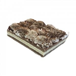 Торт пластовой «Зебра»