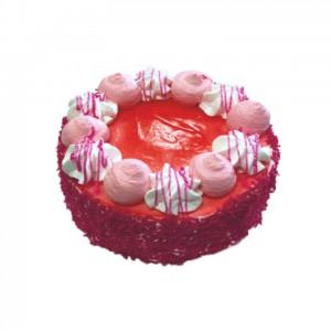 Торт «Клубника»