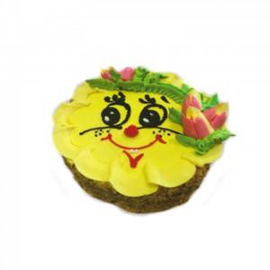 Торт «Колобок»