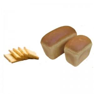 Хлеб пшеничный из муки 2 сорта формовой/резаный